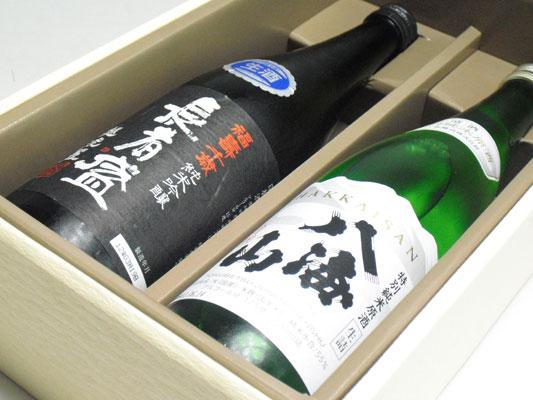 八海山/長者盛 新潟冷酒飲み比べ2本セット