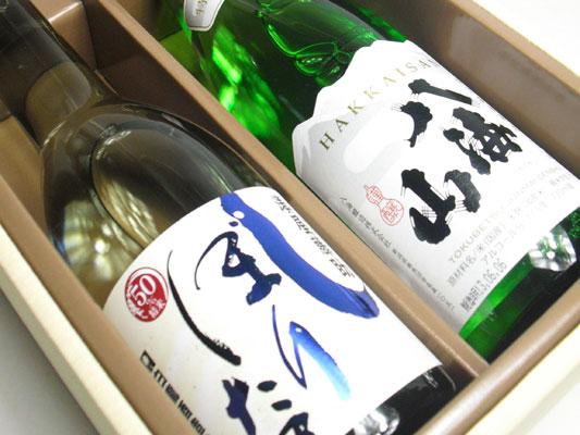 八海山/湊屋藤助 新潟冷酒飲み比べ2本セット